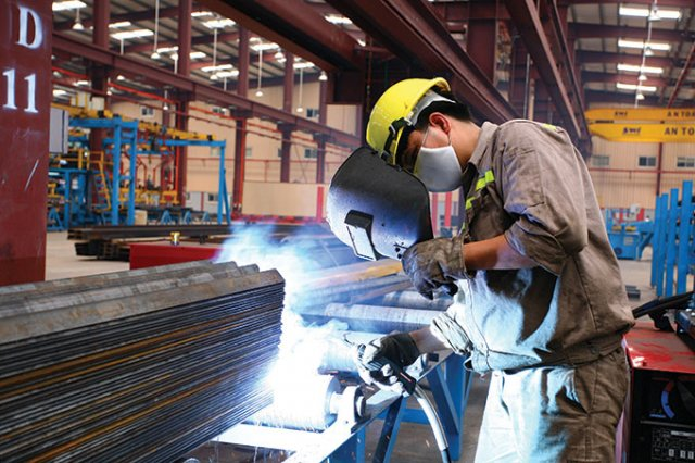 Change coming to steel industry